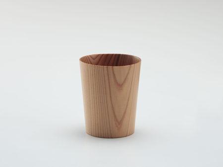 吉野杉のコップ