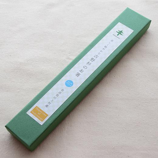 美しく軽やかな吉野杉のお箸2